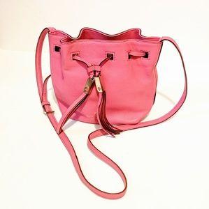 Kate Spade   Tint Cooper Bucket Pink Crossbody Bag